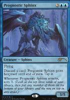 Promotional: Prognostic Sphinx (Clash Pack Foil)