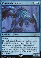 Promotional: Prognostic Sphinx (Clash Pack Foil)