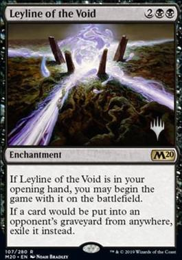Promo Pack: Leyline of the Void (Promo Pack)