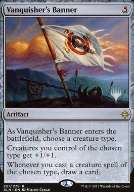 Promo Pack: Vanquisher's Banner (Promo Pack)