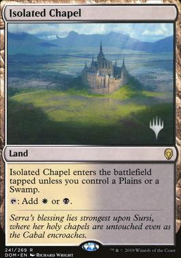 Promo Pack: Isolated Chapel (Promo Pack)