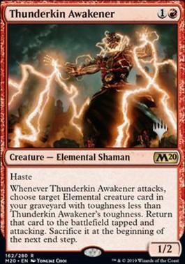 Promo Pack: Thunderkin Awakener (Promo Pack)
