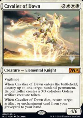 Promo Pack: Cavalier of Dawn (Promo Pack)