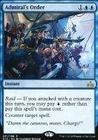 Promo Pack Foil: Admiral's Order (Promo Pack)