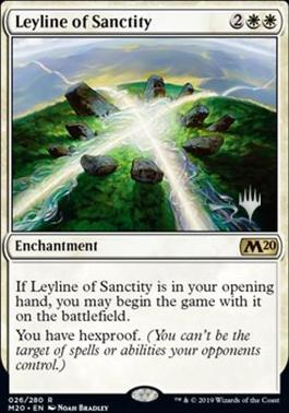 Promo Pack: Leyline of Sanctity (Promo Pack)