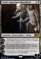 Promo Pack: Core Set 2020: Sorin, Imperious Bloodlord (Promo Pack)
