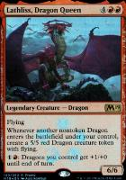 Promotional: Lathliss, Dragon Queen (Resale Foil)