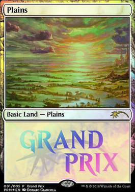 Promotional: Plains (Grand Prix Foil)