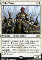 Promotional: Tithe Taker (Prerelease Foil)
