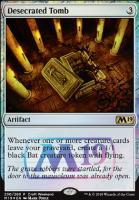 Promotional: Desecrated Tomb (Draft Weekend Foil)