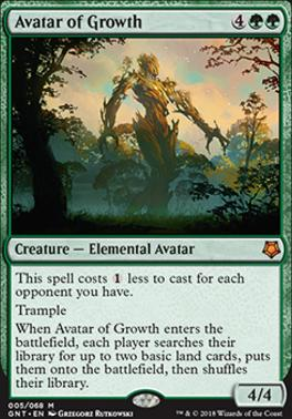 Game Night: Avatar of Growth