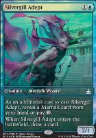 Promotional: Silvergill Adept (Open House Foil)