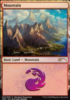 Promotional: Mountain (Standard Showdown 2018)
