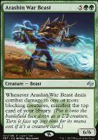 Promotional: Arashin War Beast (Ugin's Fate)