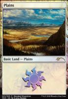 Promotional: Plains (Standard Showdown 2018)