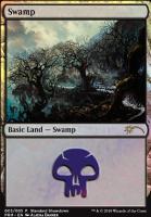 Promotional: Swamp (Standard Showdown 2018)