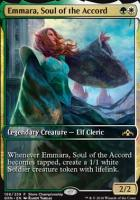 Promotional: Emmara, Soul of the Accord (Store Championship Foil)