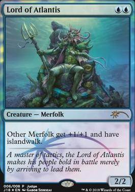 Promotional: Lord of Atlantis (Judge Foil)