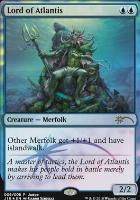 Promotional: Lord of Atlantis (Judge Foil)
