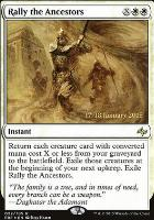 Promotional: Rally the Ancestors (Prerelease Foil)
