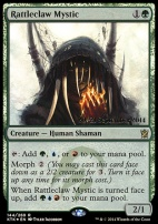 Promotional: Rattleclaw Mystic (Prerelease Foil)