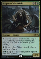 Promotional: Reaper of the Wilds (Clash Pack Foil)