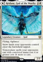 Promotional: Reidane, God of the Worthy (Prerelease Foil)