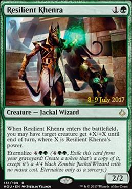 Promotional: Resilient Khenra (Prerelease Foil)