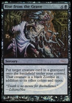 Promotional: Rise from the Grave (Gateway Foil)
