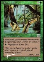 Promotional: River Boa (FNM Foil)