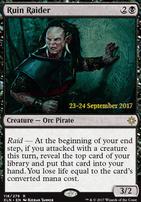 Promotional: Ruin Raider (Prerelease Foil)