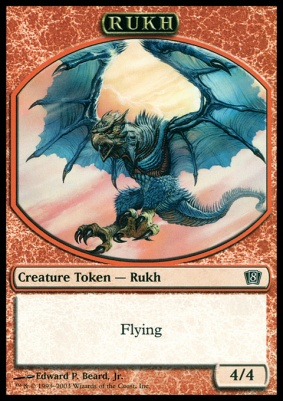Promotional: Rukh Token (8th)