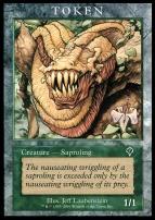 Promotional: Saproling Token (Invasion)