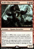 Promotional: Scab-Clan Berserker (Prerelease Foil)