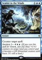 Promotional: Scatter to the Winds (Prerelease Foil)