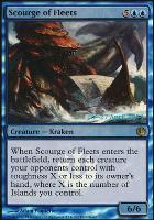 Promotional: Scourge of Fleets (Prerelease Foil)