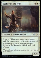 Promotional: Seeker of the Way (Clash Pack Foils)