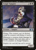 Promotional: Sengir Vampire (Welcome 2016)