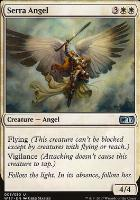 Promotional: Serra Angel (Welcome 2017)