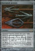 Promotional: Serrated Arrows (FNM Foil)