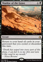 Promotional: Shadow of the Grave (Prerelease Foil)
