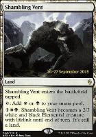 Promotional: Shambling Vent (Prerelease Foil)