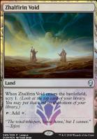 Promotional: Zhalfirin Void (Magic League Foil)