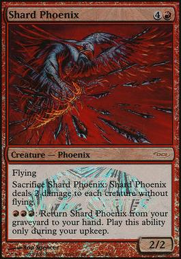 Promotional: Shard Phoenix (Junior Super Series Foil (J06))