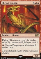 Promotional: Shivan Dragon (Welcome 2016)