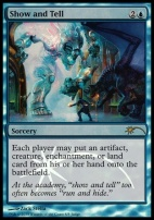 Promotional: Show and Tell (Judge Foil)