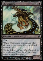 Promotional: Shriekmaw (Release Foil)