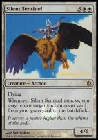 Promotional: Silent Sentinel (Prerelease Foil)