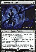 Promotional: Silumgar Assassin (Prerelease Foil)