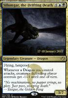 Promotional: Silumgar, the Drifting Death (Prerelease Foil)